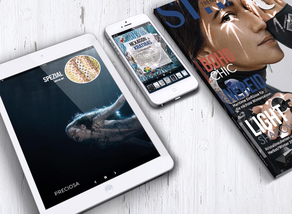 iPad-Magazin STRASS