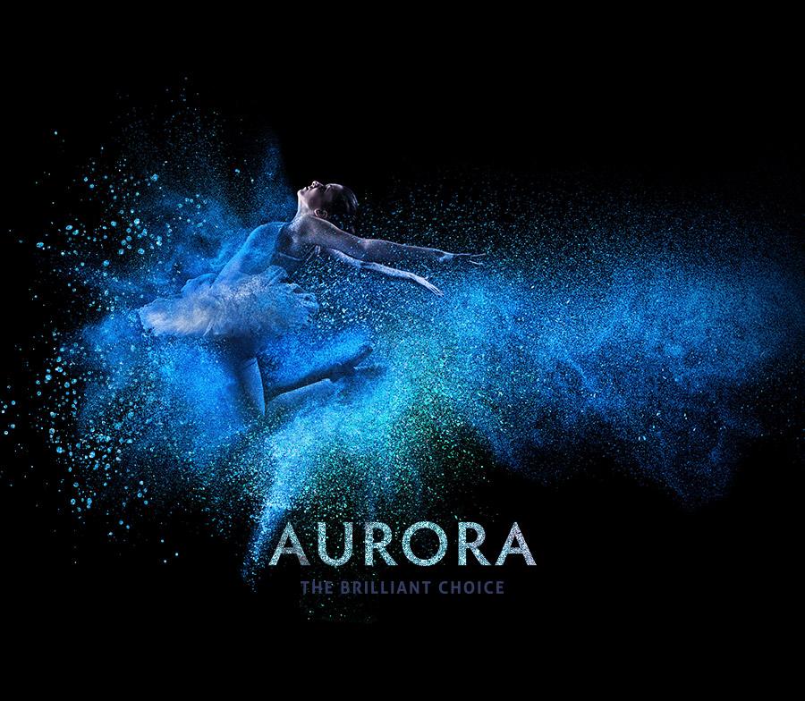 AURORA Crystals und Applikationen