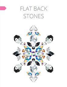Flat Back Stones