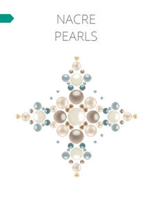 Nacre Pearls