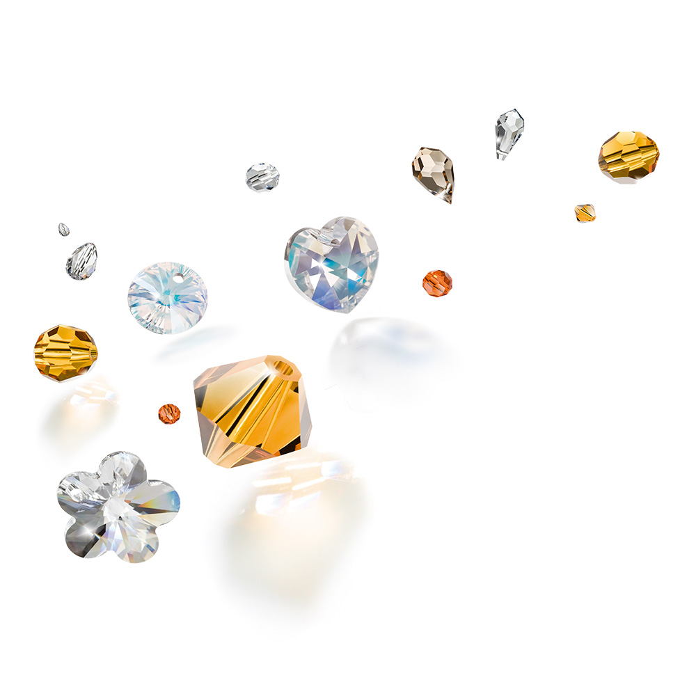 Preciosa Various Beads