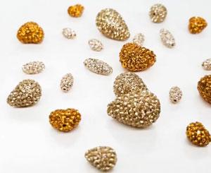 AURORA Pavé Beads