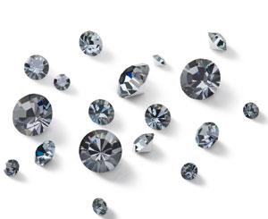Preciosa Round Stones